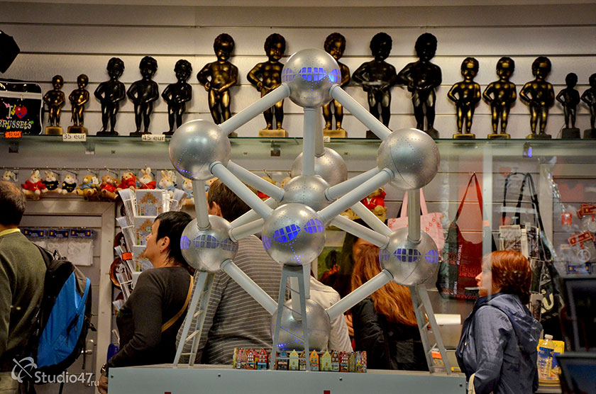 Атомиум (Atomium)