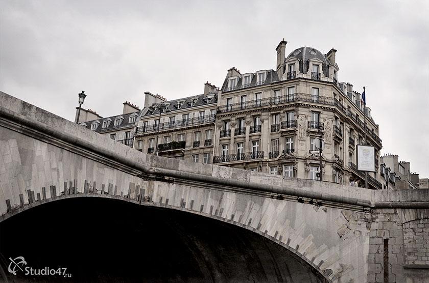 Мосты через реку Сену