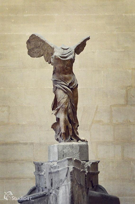 75-й зал галереи Денон Лувра