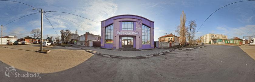 Мебельный салон Апрель в Борисоглебске