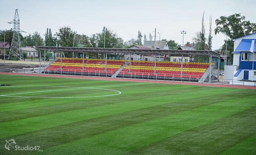 Спорткомплекс Борисоглебский