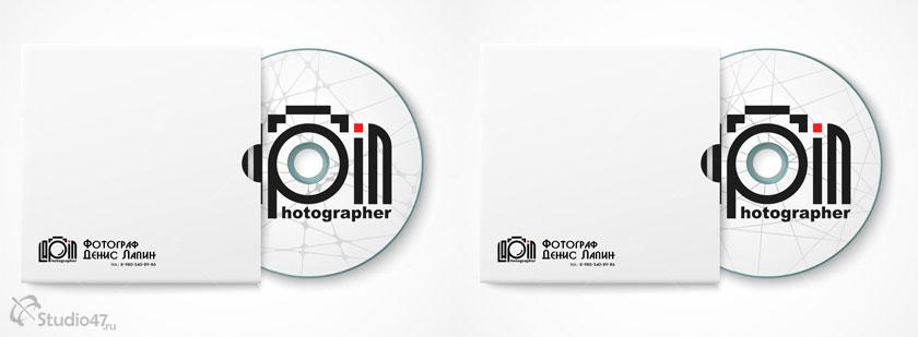 Фирменный стиль фотографа