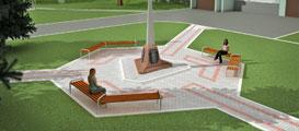 Памятник работникам завода Борхиммаш погибшим в войнах
