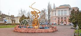 Памятник меценатам Борисоглебска
