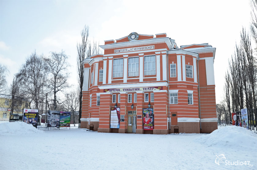 Театр в Борисоглебске