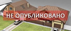 Фасады частного жилого дома