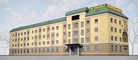 Гостиница Борисоглебск
