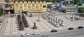 Борисоглебск шахматы