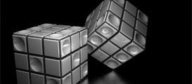 Кубик Рубика - игральная кость