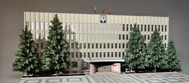 Здание администрации Борисоглебска