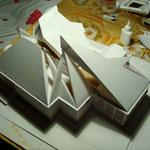 Раскладка крыши