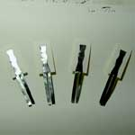 Заготовки угловых хелик капители