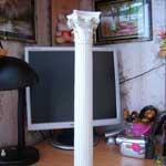 Готовая колонна с капителью